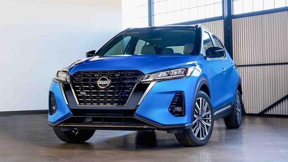 Nissan Kicks Facelift 2021 Resmi Dikenalkan