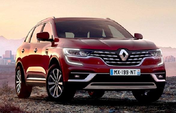 Koleos Facelift, Mobil Baru Renault di Indonesia