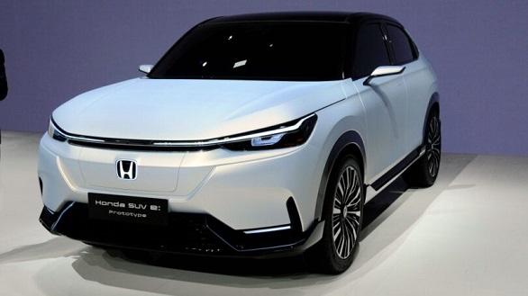 Prototipe Mobil Listrik Honda Mulai dikenalkan