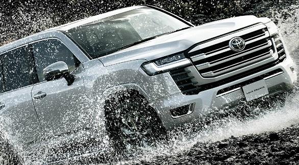 Toyota Kenalkan Land Cruiser Terbaru di Jepang