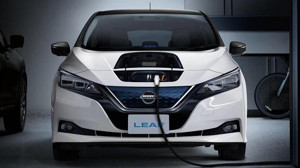 Mobil Listrik All New Nissan Leaf Hadir di Indonesia